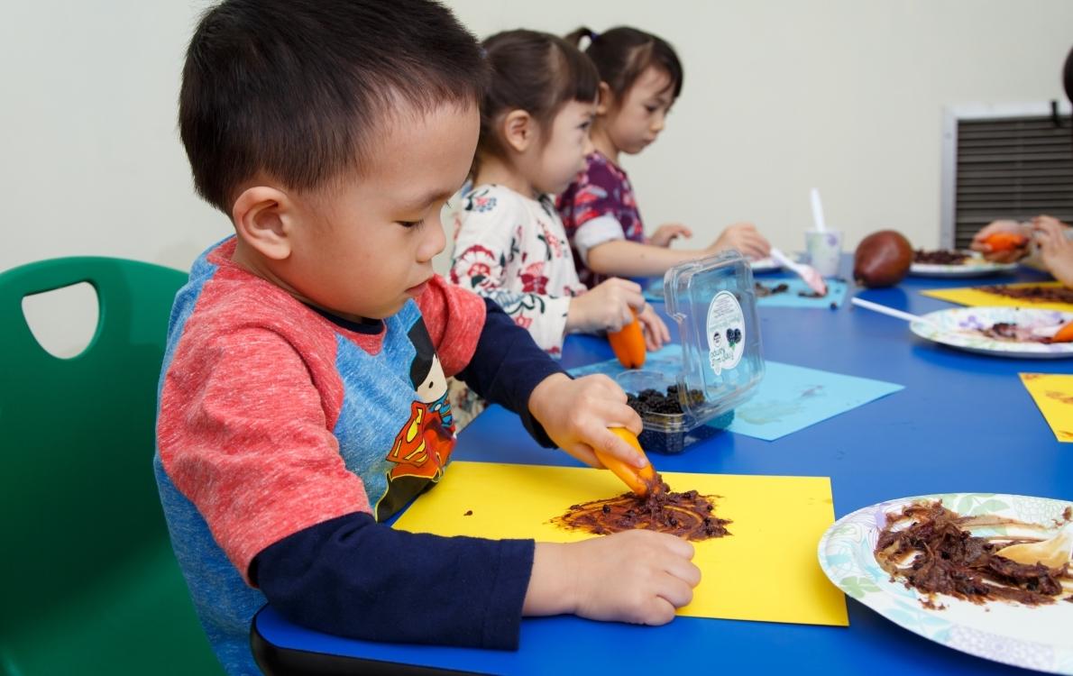 Solaris Pediatric Picky Eaters