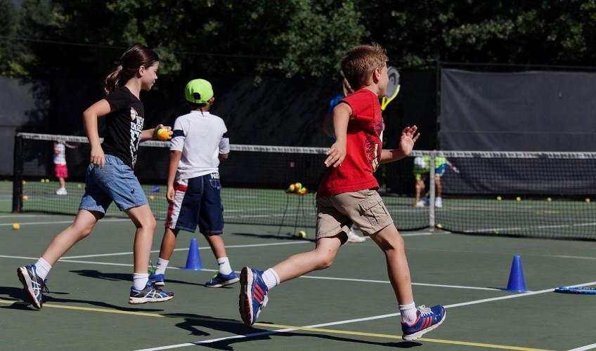 2017 Austin Table Tennis Club Spring Youth Training Program