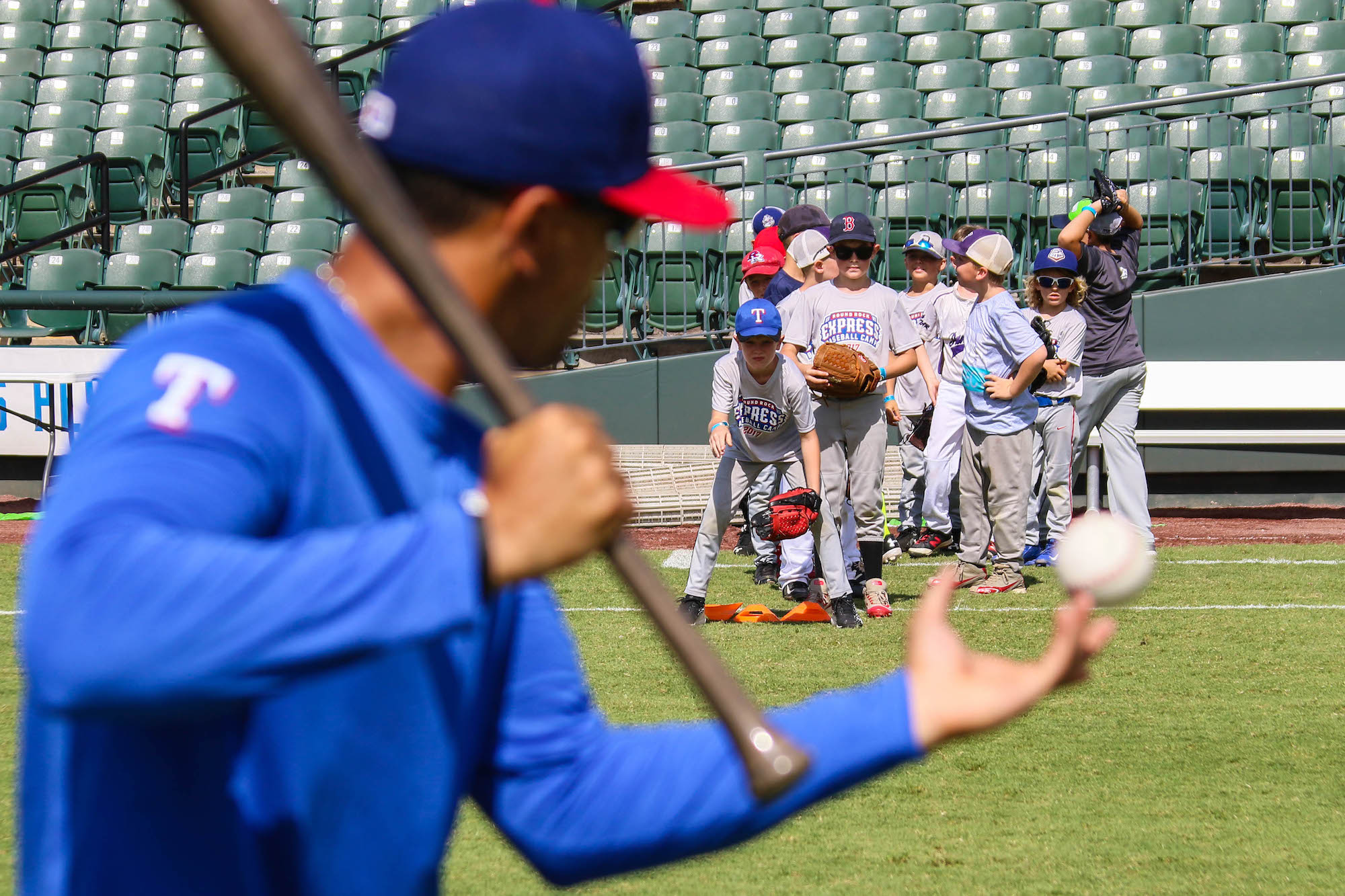 Round Rock Express Baseball Summer Camps