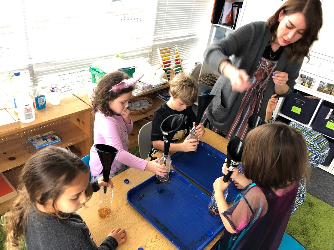 summer camp fun with STEM and STEAM