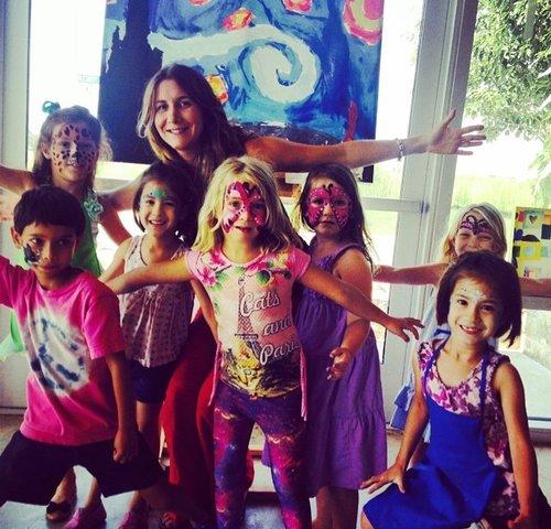 Art Works Austin Kids Classes