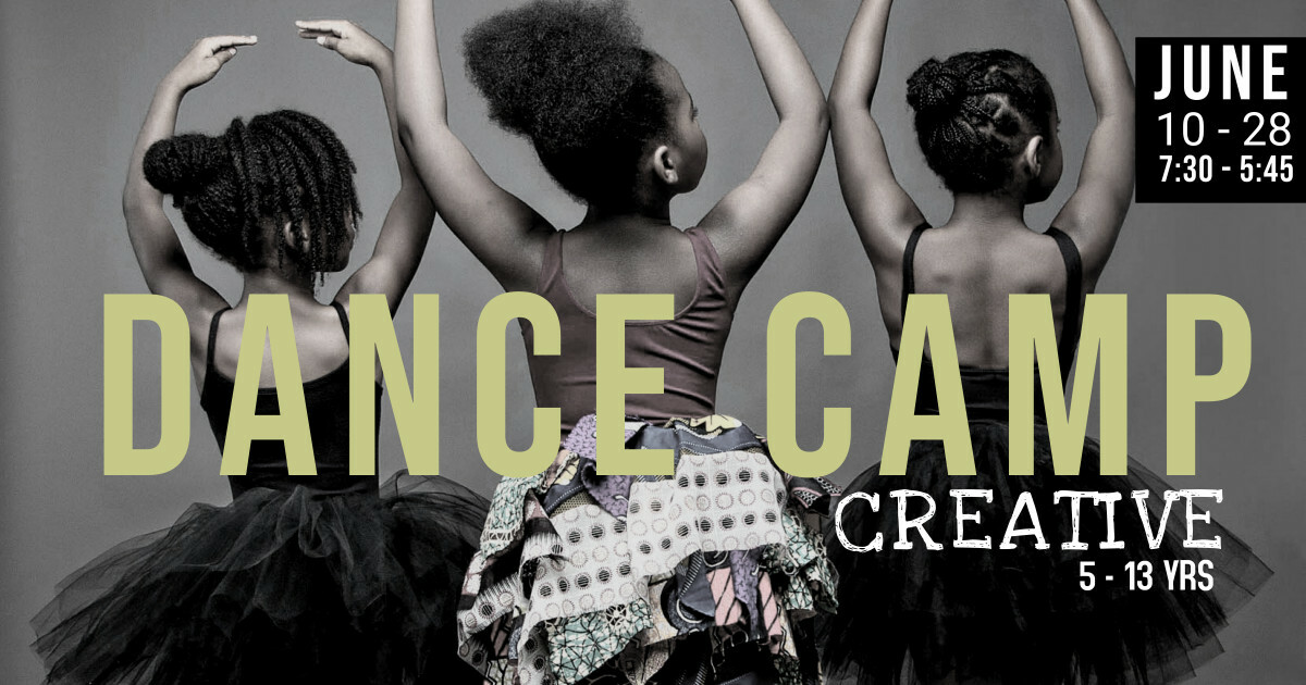 Ballet Afrique Dance Summer Camp