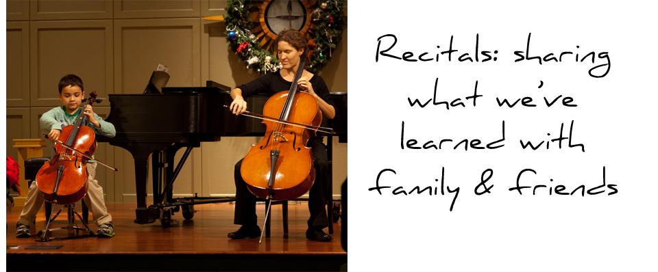 Velocity Academy Music recital
