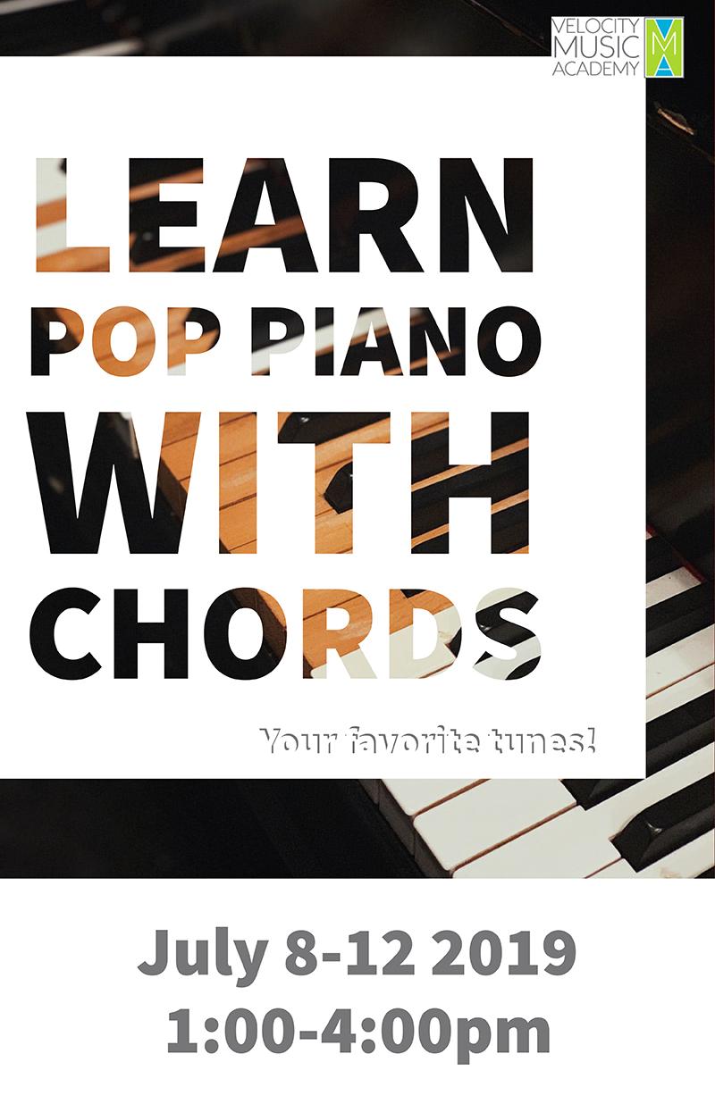 Pop Piano Camp