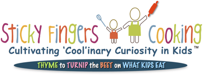 Sticky Fingers Cooking logo
